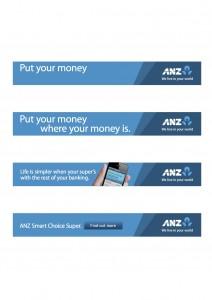 ANZ super online ad